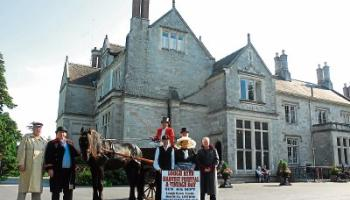 The last big day out of Summer: Lough Rynn Harvest Festival