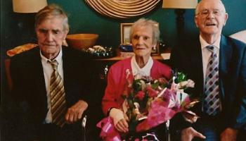 Margaret celebrates her 100th Birthday