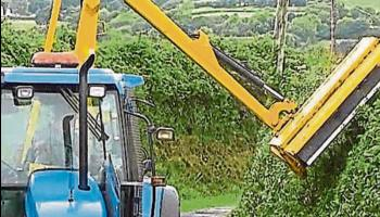Grant for cutting hedges along public roads now open