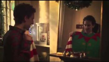 Christmas hilarity from Oral B - it's funny because it's so true!