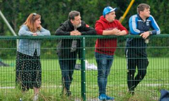 Fans photos from clash of Melvin Gaels and St Mary's Kiltoghert in Kinlough - GALLERY