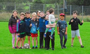 Leitrim Gaels and Glencar Manorhamilton fans enjoy the action in Connacht Gold SFC - GALLERY