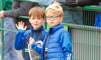 Late drama as Gortletteragh fans celebrate draw with St Mary's - GALLERY