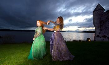 Gallery: Stunning images from performance at Parkes Castle