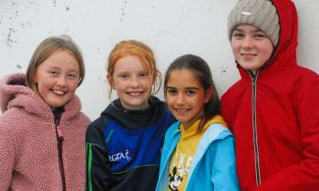 See who you can spot in the crowd at the Gotham Dry Wall LGFA Senior B Final in Cloone - GALLERY