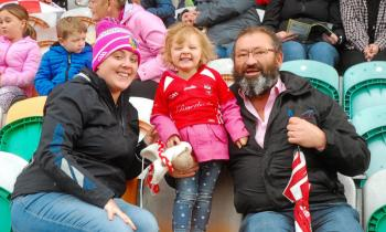 Dromahair and Ballinaglera fans pack out Pairc Sean for Smith Monumentals IFC Final - GALLERY