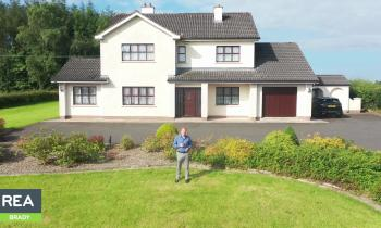 Watch: Impressive four bed family home close to Mohill