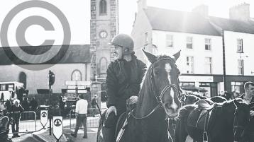 Mohill Horse Fair held in Leitrim