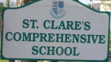 WATCH: Now this is how you farewell your students! Check out this video from North Leitrim's St Clare's Comprehensive