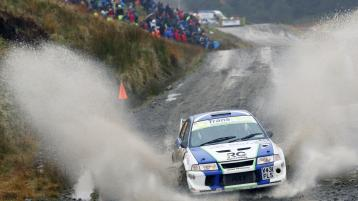 All-comers welcome to enter Dayinsure Wales Rally GB