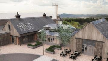 Shed Distillery Visitor Centre