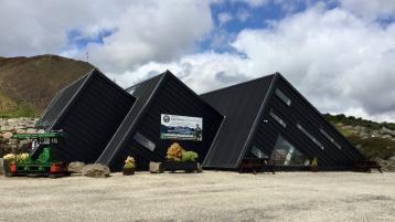 Great news as Arigna Mining Experience get set to reopen its doors