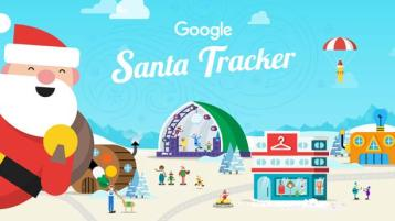 Track Santa as he makes his way around the globe this December 24!