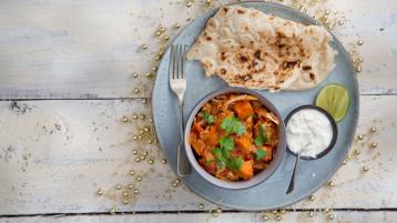 Treat the turkey leftovers to an upgrade with this delicious curry