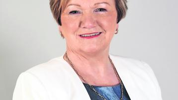 Delight for Mary Bohan as she looks set to top the poll for the Manorhamilton Local Electoral Area