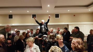 """""""Gerry Dolan is hard bet"""" - Councillor re-elected following recount in Ballinamore area"""