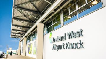 Flights resume today at Ireland West Airport