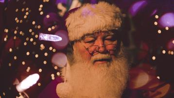 EXCLUSIVE: Santa Claus has a special message for the children of Offaly as Christmas approaches
