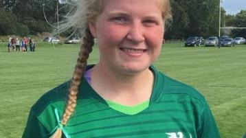 Manorhamilton's Hannah Johnston called up for Irish Rugby U18 squad training