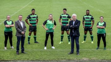 Connacht Rugby Announces Three-Year Principal Partnership with Genesys