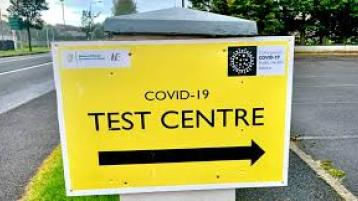 HSE release latest figures for Leitrim test centre