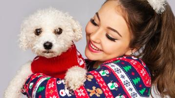 Christmas Jumper Day is Friday December 11 for Cystic Fibrosis