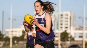 Great news for Leitrim ace as Fremantle Dockers resign Aine Tighe for 2022 AFLW season