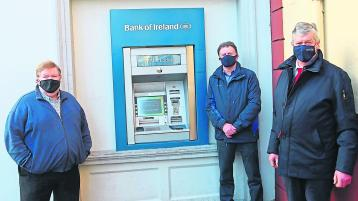 Bank of Ireland ATM closure will result in €24m loss to local economy say North Leitrim councillors
