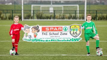 Over 102,000 children take part in the SPAR FAI School Zone