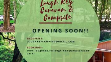 Two for today: Lough Key Forest Park opens for online bookings next week
