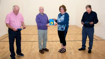 New book detailing history of Handball in Drumshanbo launched