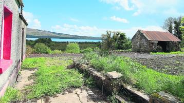 Property with majestic views of Lough Allen to go under the hammer