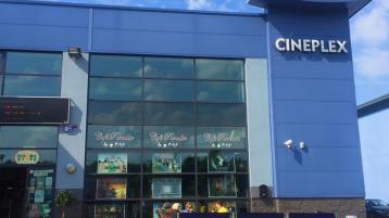 Good news: Carrick Cineplex reopens next week