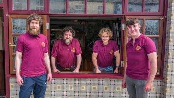 Big Shave for Leukaemia in Cryan's Teach Ceoil this Sunday