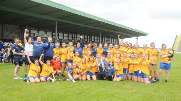 Brilliant Glencar Manorhamilton storm to first Connacht title with awesome display