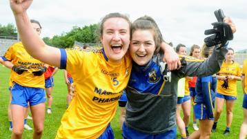 Glencar/Manorhamilton Ladies celebrate Connacht Intermediate Club Final success - GALLERY