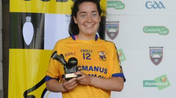 Player of the match Leah Fox wants new Connacht Champions Glencar/Manorhamilton to push on