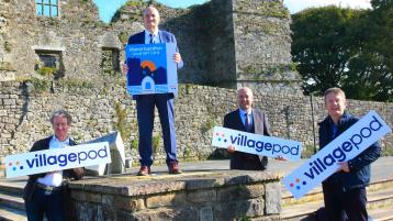 New VillagePod app for Leitrim town offers customers contactless payment and rewards while backing local businesses