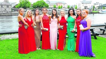 GALLERY: Check out the style from the Carrick-on-Shannon Community School debs in 2016
