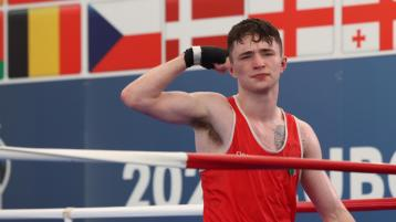 Dean Clancy to fight for European U22 gold on Thursday evening