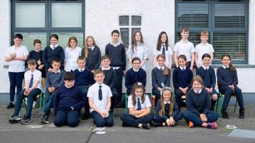Gallery 2 - Goodbye to the class of 2021 in Leitrim