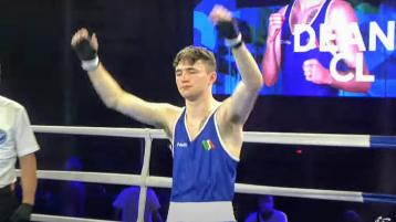 EUROPEAN GOLD FOR LEITRIM CLUB BOXER AFTER OPPONENT CONCEDES WALKOVER