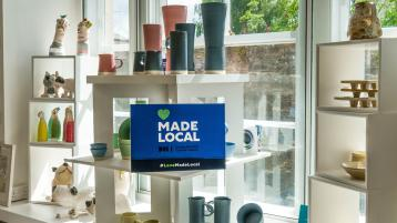 #MadeLocal in The Leitrim Design House
