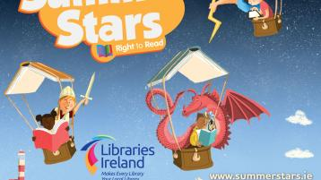 Join Leitrim Summer Stars at the library this Summer