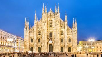 Celebrate Italy winning euros: Flights from Knock to Milan this Winter