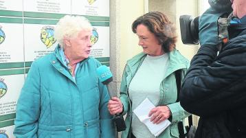 Leitrim supporters in Dublin mourn passing of Kitty Nangle