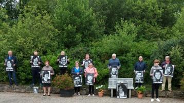 Joe McDonnell 40th anniversary commemoration in Leitrim