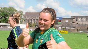 Leitrim fans celebrate as Ladies secure quarter-final place with victory in Ballinasloe