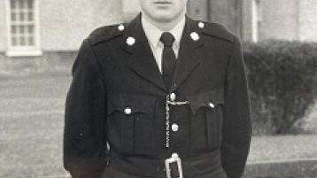 Manorhamilton native retires as Detective Inspector from Gardaí