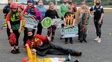 Leitrim Sports Partnership Sports Inclusion camp at Lough Rynn a wonderful success